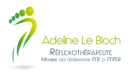 Reflexologue Adeline Lebloch Logo
